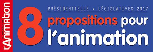 Téléchargez nos 8 propositions pour l'animation