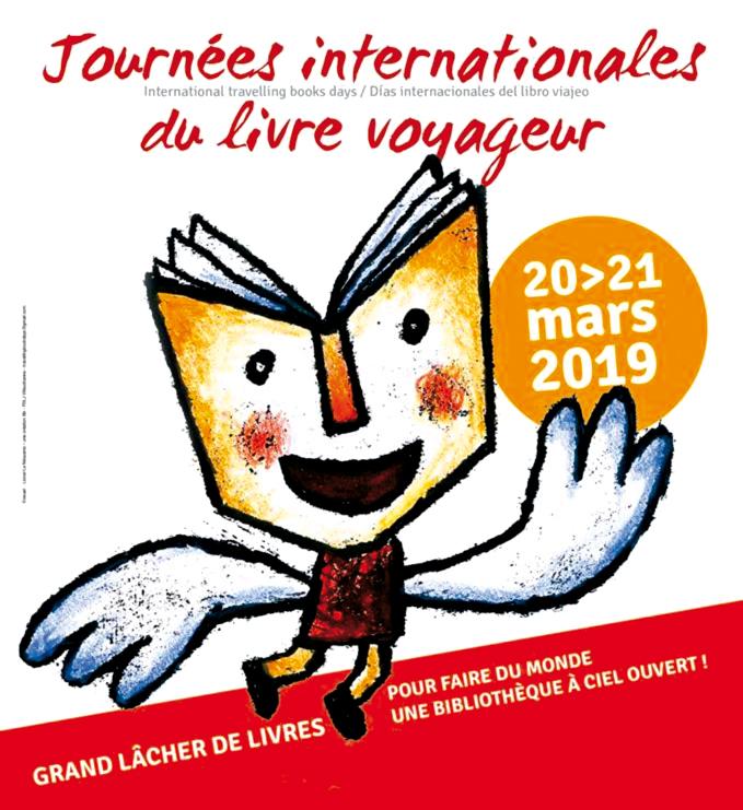 8a5ef2431eaa3 Journée internationales du livre voyageur | Le Journal de l'Animation