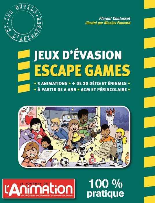 Documents A Telecharger Livre Jeux D Evasion Escape Games