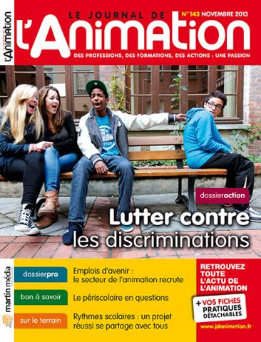 Le Journal de l'Animation n° 143