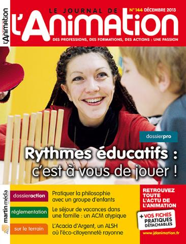 Le Journal de l'Animation n° 144