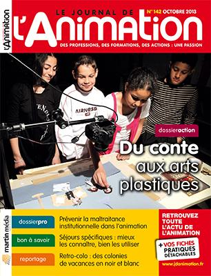 Le Journal de l'Animation n° 142