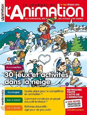 Le Journal de l'Animation n° 146