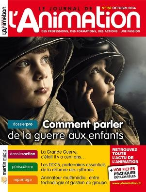 Le Journal de l'Animation n° 152