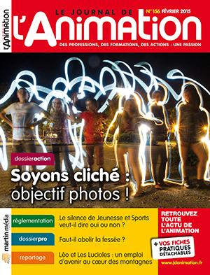 Le Journal de l'Animation n° 156