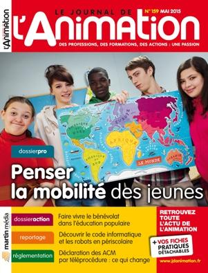 Le Journal de l'Animation n° 159