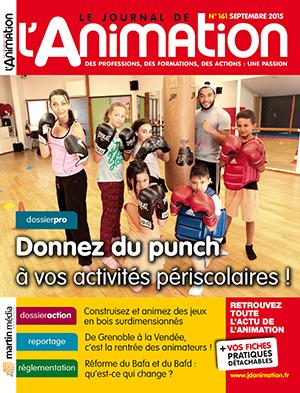 Le Journal de l'Animation n° 161