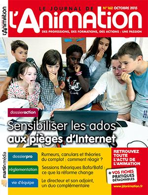 Le Journal de l'Animation n° 162