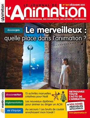 Le Journal de l'Animation n° 164