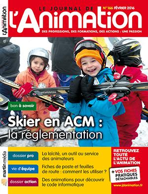 Le Journal de l'Animation n° 166