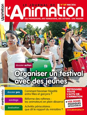 Le Journal de l'Animation n° 169