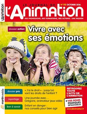 Le Journal de l'Animation n° 172