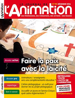 Le Journal de l'Animation n° 174