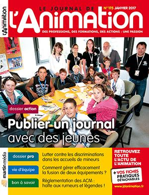 Le Journal de l'Animation n° 175