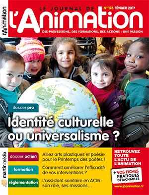 Le Journal de l'Animation n° 176