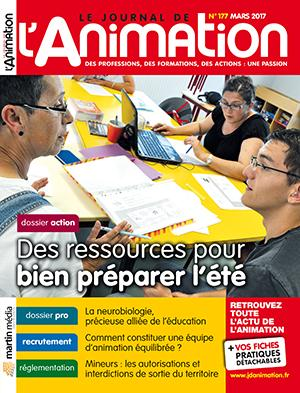 Le Journal de l'Animation n° 177