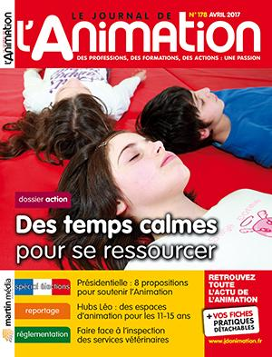 Le Journal de l'Animation n° 178