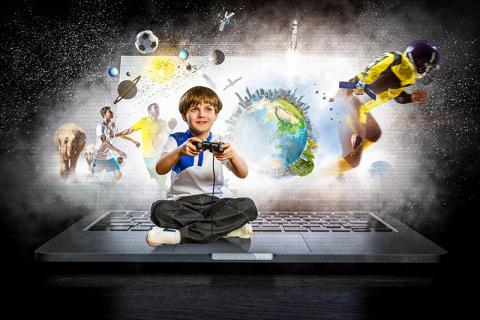12 ressources autour du jeu vidéo – Photo AdobeStock