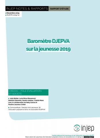 Baromètre DJEPVA 2019 : une jeunesse avide de pratiques culturelles