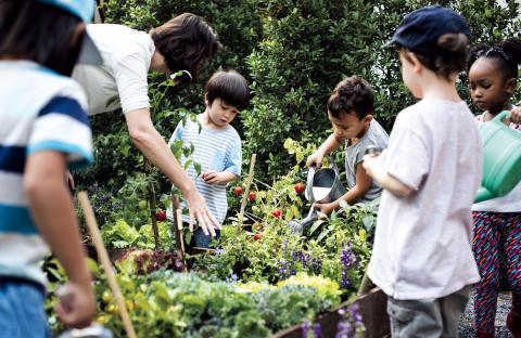 40 activités pour faire découvrir la nature aux tout-petits