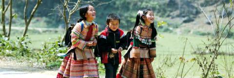 Novembre, mois des droits de l'enfant