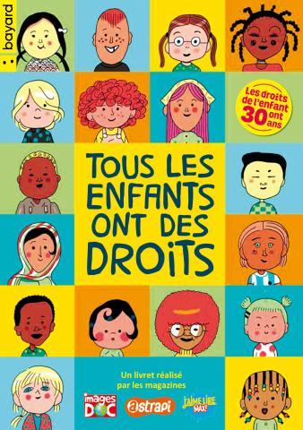 Un livret pour mieux connaître les droits de l'enfant