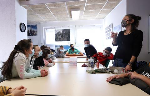 Le protocole sanitaire et la FAQ des accueils collectifs de mineurs encore mis à jour – Photo © Laurence Fragnol