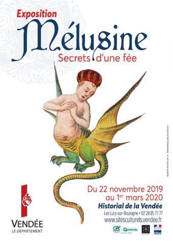 Exposition « Mélusine secrets d'une fée »