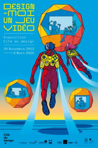 Exposition Design-moi un jeu vidéo