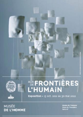 Exposition « Aux frontières de l'humain »