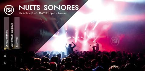 Festival Les Nuits sonores