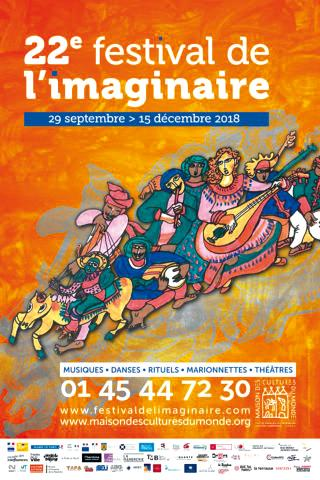 Le Festival de l'imaginaire