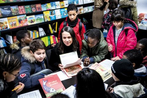 Salon du livre et de la presse jeunesse de Montreuil
