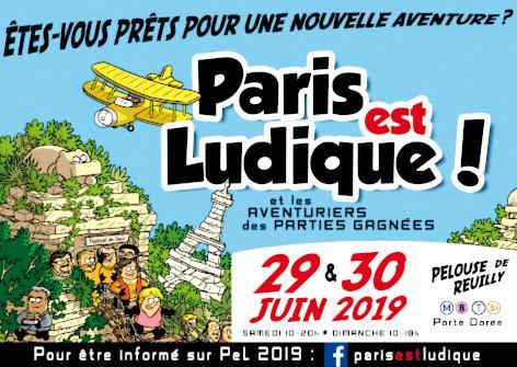 Paris est ludique !
