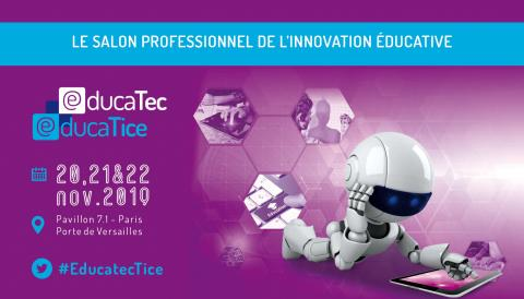Salon Educatec-Educatice
