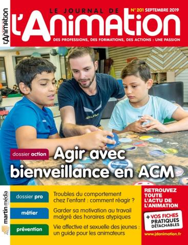 Le Journal de l'Animation n°201