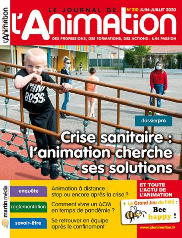 Le Journal de l'Animation n°210
