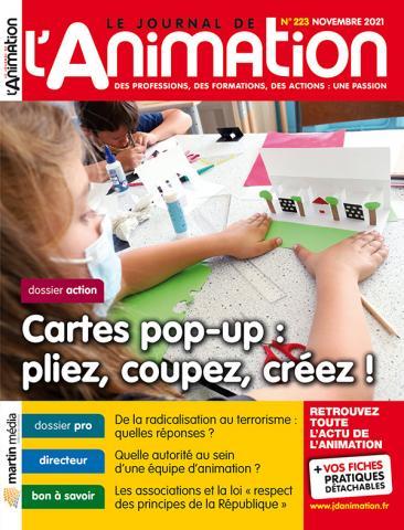 Le Journal de l'Animation n°223