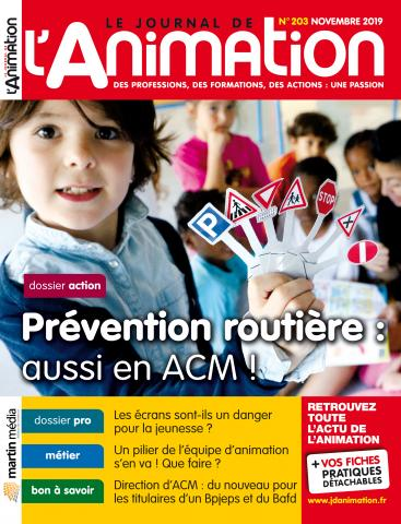 Le Journal de l'Animation n°203