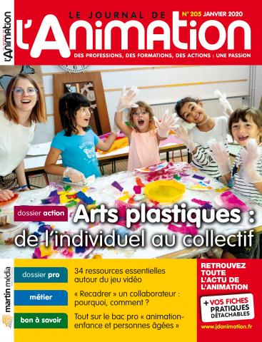 Le Journal de l'Animation n°205