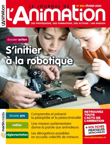 Le Journal de l'Animation n°206