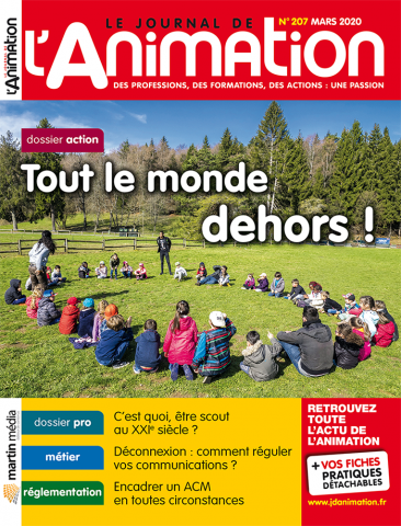 Le Journal de l'Animation n°207