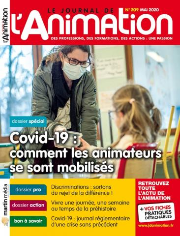 Le Journal de l'Animation n°209