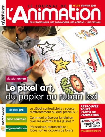 Le Journal de l'Animation n°215