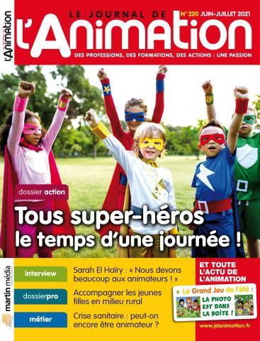 Le Journal de l'Animation n°220