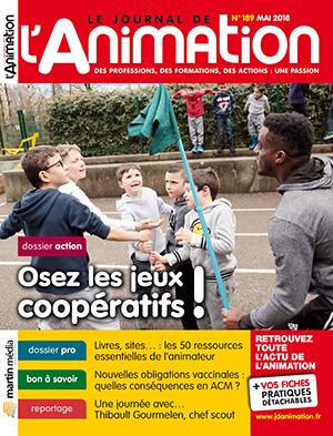 Le Journal de l'Animation n° 189