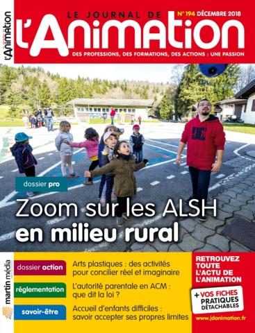 Le Journal de l'Animation n° 194