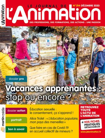 Le Journal de l'Animation n°214