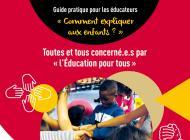 Parler du droit à l'éducation