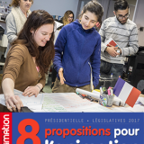 Elections : 8 propositions pour soutenir l'animation